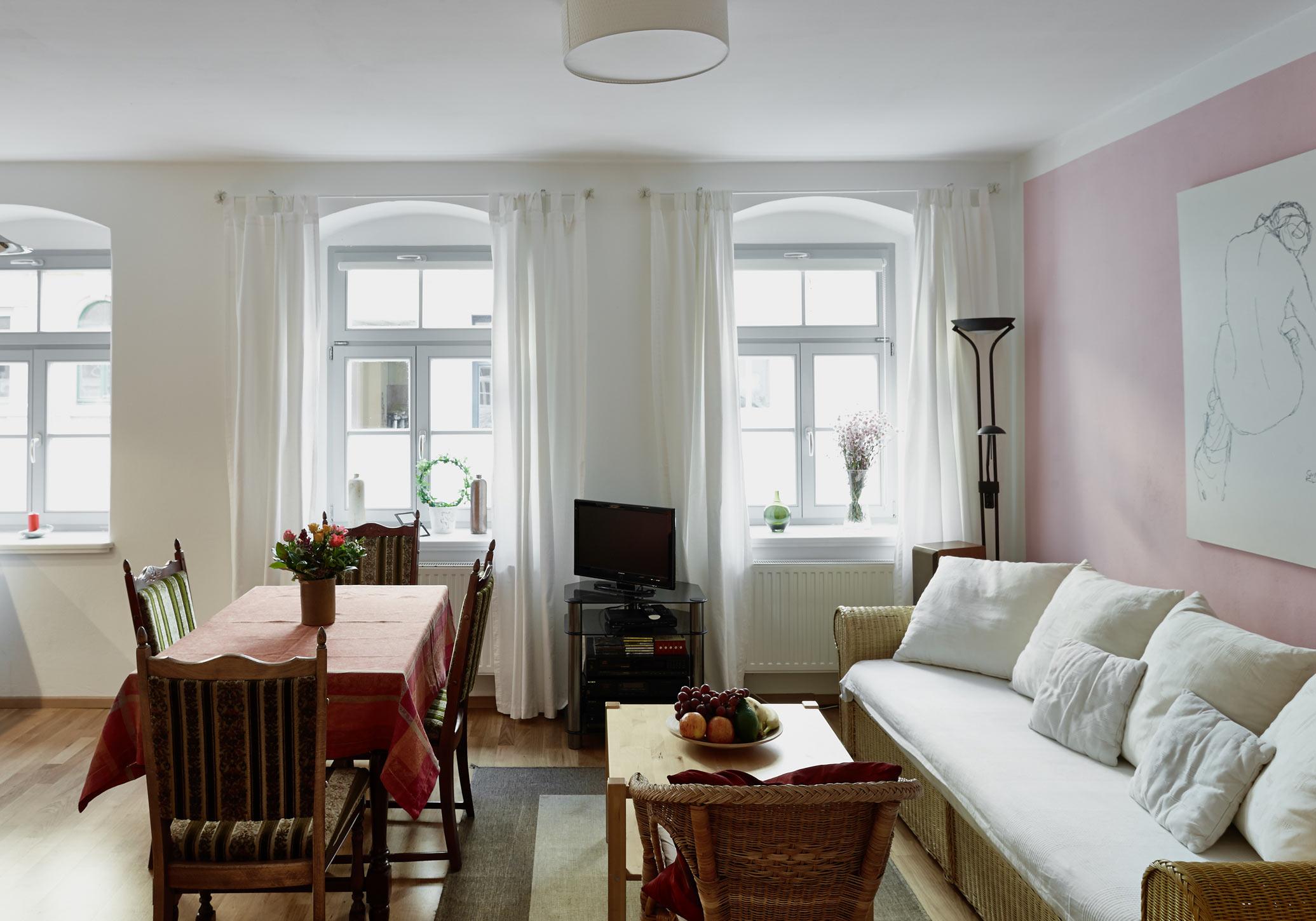 Priessnitz-Wohnzimmer